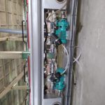 Линия для производства труб PEX